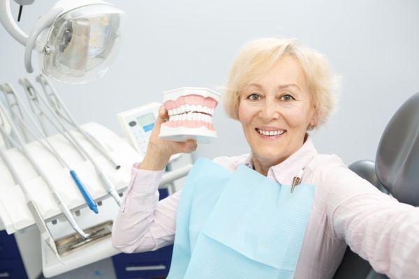 How Often Should I See My General Dentist For Dentures Maintenance?